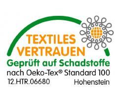 ILKADIM Designer WC Vorleger mit Ausschnitt Modern und Trendiger Stand-WC-Vorleger Design Baum Farbe Schwarz Größe 60x50 cm (Größen auswählbar) geprüft nach OEKO-TEX Standard 100