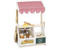 Kaufladen / Bäckerei Kleiner Bäcker aus Holz von howa 4752