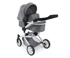 Babypuppen-Puppenwagen Bayer Chic 2000 Kombi YOLO Puppenwagen Pflaume günstig kaufen