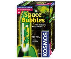 Kosmos - 657338 - Space Bubbles, Mini Raketen-Lavalampe selbst machen, Experimentierset für Kinder ab 8 Jahre