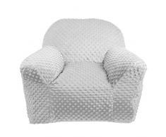 LULANDO Kindersessel Plush MINKY Babysessel Kindercouch Mini Sessel Kindermöbel für Spielzimmer und Kinderzimmer. Standard 100 von Öko Tex. Farbe: Grey