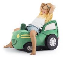 SITTING POINT only by MAGMA Kindersitzsack Kidding Traktor