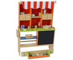 Beluga Spielwaren 30861 - Kaufladen, bunt