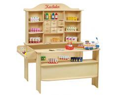 Roba Kaufladen aus Holz inklusive Kaufladenzubehör