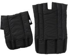 Baby Dan 2436-0011-85 - Sitzkissen für Hochstuhl, schwarz