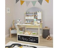 roba Kaufladen Maus - Kinderkaufladen aus Holz