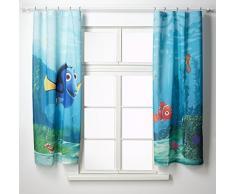 Gardine/Vorhang FCS xl 4320 Kinderzimmer Disney Nemo