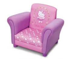 Delta Childrens Products Hello Kitty Pinker Sessel für Kinderzimmer Kindersessel Kinder Fernsehsessel