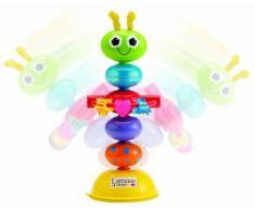 Lamaze Babyspielzeug Lustiger Käfer mehrfarbig - hochwertiges Hochstuhlspielzeug - vereint Rassel und Greifling - fördert die Motorik Ihres Kindes - ab 6 Monate