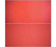 sunnypillow S Sitzsack, Outdoor & Indoor 100 x 70 cm mit 60L Styropor Füllung Sessel für Kinder & Erwachsene Sitzkissen Sofa Beanbag viele Farben und Größen zur Auswahl Rot