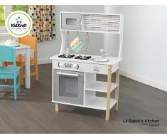 Kinderküche Little Baker White von Kidkraft