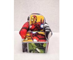 Kinder Disney Sofa Stühle Schlafzimmer Spielzimmer Für Kids-Over 20 Zeichen: Iron Man von inspirieren Häuser