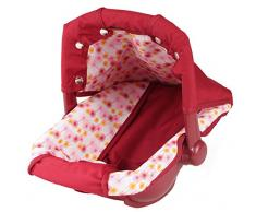 Götz 3401945 Puppen Babytrage & Autositz (36 x 40 x 29 cm) - Puppentrage für alle Babypuppen von 30 cm bis 46 cm und Stehpuppen von 45 cm bis 50 cm