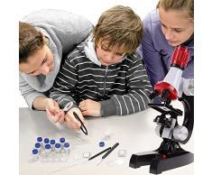 Mikroskop inkl zubehör spielheld
