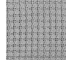 URBANARA Kissen Veiros - 100% Reine Baumwolle, Hellgrau in Strukturiertem Waffelmuster – 60 x 40 cm, 1 Kissenbezug + 1 Inlett, Deko-Kissen Zierkissen Sofakissen
