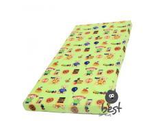 Kinderbettmatratze, Babymatratze 70x140 cm Kinder-Rollmatratze