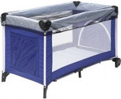 Playshoes 601001-20 Universal Mückennetz für den Kinderwagen, Sportwagen, Kinderbett, Reisebett, schwarz