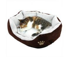 LYYN Bequemes und weiches Katzenbett Mini House für Cat Pet Dog Schlafsofa Gute Produkte für Welpen Cat Pet Dog Supplies