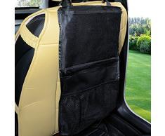 Creation® Auto Lagerung und Rücksitz Organizer - iPad Halter | Eco-Material | Muss Baby-Reise-Zubehör und Kinder Spielzeug-Speicher haben