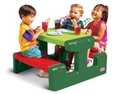Little Tikes 479A00060 - Kindertisch Funny - Natur