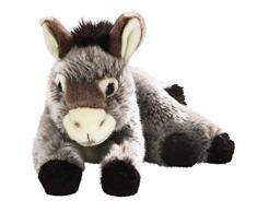 Carl Dick Esel liegend aus Plüsch ca. 25cm 3231