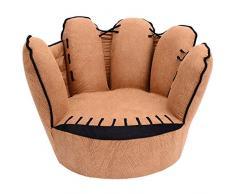 Kindersofa Kindersessel Sofa Couch Kinder Stuhl Kinderzimmer Softsofa Doppelsofa Einzelsofa Neu (Fingersofa)