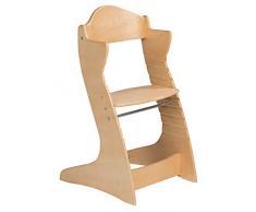 roba 7547 - Treppenhochstuhl Chair Up, Dekor Buche