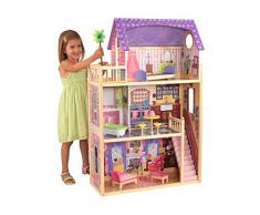 KidKraft 65092 Puppenhaus Kayla, Bunt
