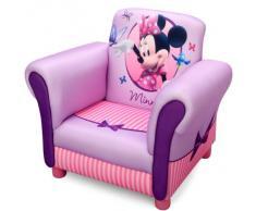 Disney Minnie Armlehne Stuhl mit Holz Innenteil Einzelsofa Kindersofa Sitzplatz Sessel NEU