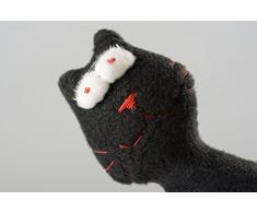 Kuschel Puppe Katze