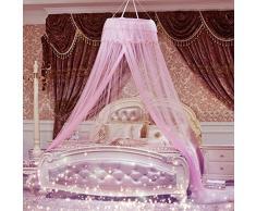 Finlon Mosquito Nets Vorhang Für Bettwäsche Set Princess Bett, Himmelbett  Netz Zelt