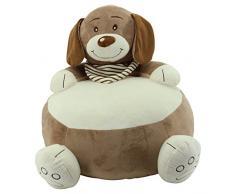 Sweety Toys 7752 Sitzkissen Baby Kinder Sitzsack Hocker Stuhl Hund