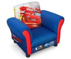 Delta Childrens Products Disney Cars Armlehne Stuhl mit Holz Innenteil Einzelsofa Kindersofa Sitzplatz Sessel