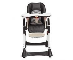 Kinderhochstuhl Hochstuhl Babyhochstuhl Treppenhochstuhl verstellbar mit Korb
