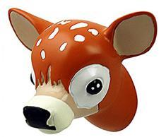Capventure Baby Deer Wandhaken, Mehrfarbig, 5,5 x 5 x 5,5 cm