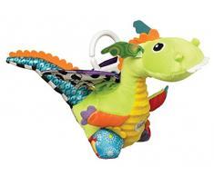 Lamaze Baby Spielzeug Diego, der fliegende Drache Clip & Go - hochwertiges Kleinkindspielzeug - Greifling Anhänger zur Stärkung der Eltern-Kind-Beziehung - ab 0 Monate