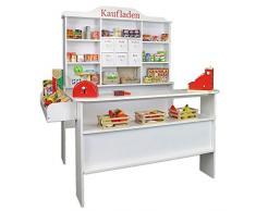 Roba Kaufladen / Kinderkaufladen aus Holz - Marktstand XXL