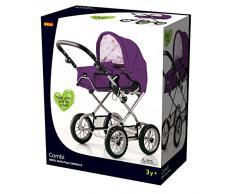 Brio 24891310 Puppenwagen Combi, violett