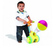 TOMY Lernspiel für Kinder PicnPop mehrfarbig - hochwertiges Kleinkindspielzeug - Spielzeug für draußen und drinnen mit großem Spaßfaktor - ab 18 Monate