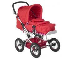 Prokids Disney Baby 401r - Schwenkschieber Kinderwagen mit Tragenest Reverse Farbe Poolicious Red, Motiv Winnie Pooh