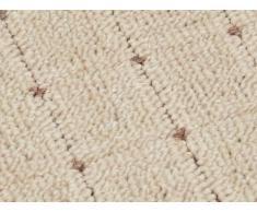 Stufenmatten Speedy 65x24cm halbrund (beige)