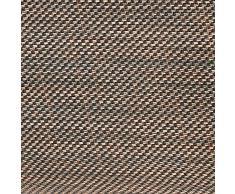 iDesign Twillo Organizer, mit Briefablage und Schlüsselbrett, Ablagesystem für die Wand im Flur aus Metall und Kunststoff, bronzefarben