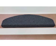 Kettelservice-Metzker Stufenmatten - Rambo Halbrund - Anthrazit - (15er Set Halbrund)