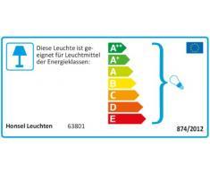 Fischer & Honsel Pendelleuchte, E27
