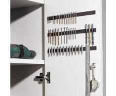 Your Design Magnetleiste zum Kleben: Ultrapraktisches Magnet-Klebeband 3 Meter (Magnetklebestreifen)