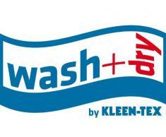 Wash+Dry Fußmatte Taupe, 60x180 cm, innen, waschbar, beige