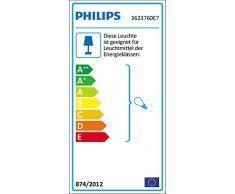 Philips myLiving Pendelleuchte, Manor mit Stoffkabel, 60W, E27, glas