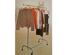 Garderobenständer Kleiderständer Kleiderwagen Rollgarderobe Wäscheständer Kleide