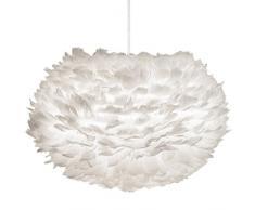 VITA Eos medium Hängeleuchte A++ bis E inkl. Kabel + Fassung weiss 45 x 45 x 30 cm Lampe