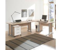 komplettb ro g nstige komplettb ros bei livingo kaufen. Black Bedroom Furniture Sets. Home Design Ideas